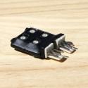 Inclinomètre 2D, capteur réglable