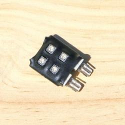Inclinomètre 2D, capteur 2 axes