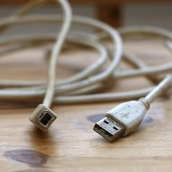 Câble USB, connectique