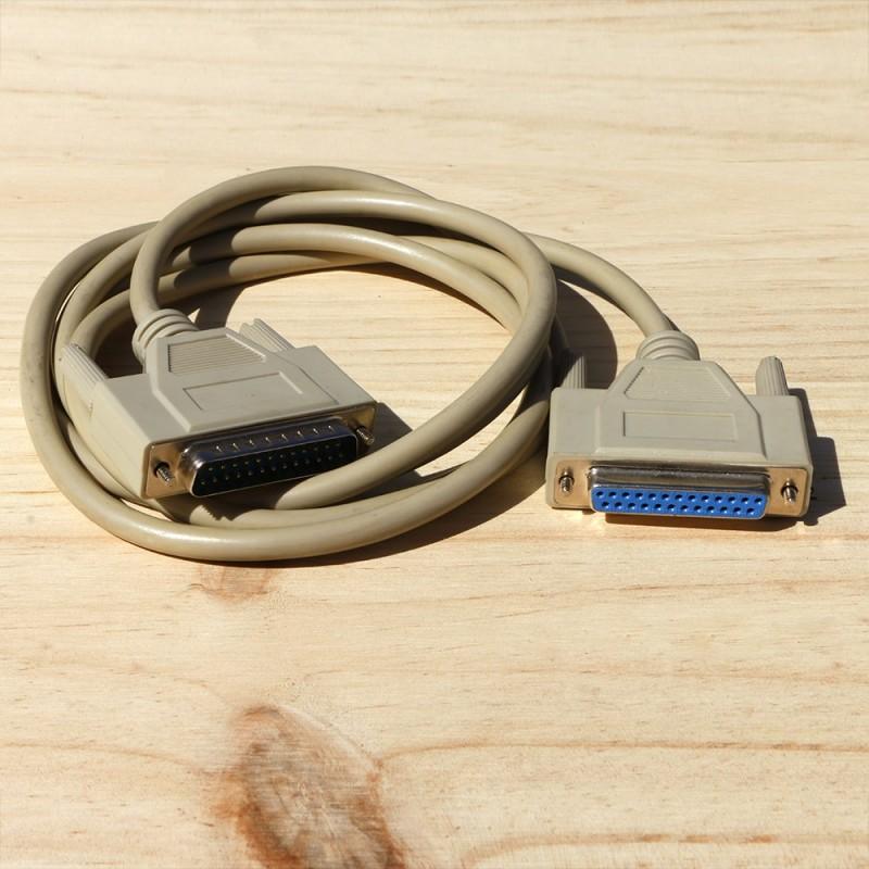 Câble parallèle