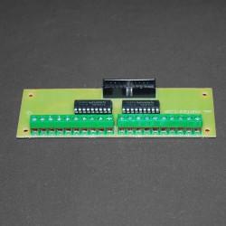 Gradation - 8 LED, faible puissance