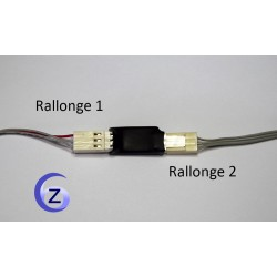 Coupleur de rallonges 3 points Interface-Z