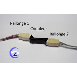 Coupleur allonger des rallonges analogiques Interface-Z