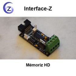 Mémoriz HD Interface-Z - Séquence d'animation en boucle