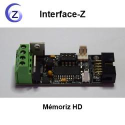 Mémoriz HD - Animation d'actionneur par capteur