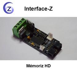 Mémoriz HD - Interface-Z, commande de lumière haute définition pour installation artistique