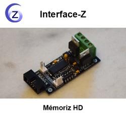 Mémoriz HD - Programmation manuelle ou Midi étendu
