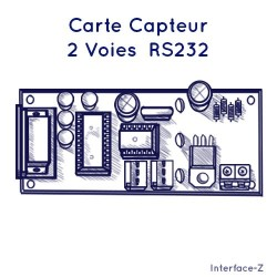 2 Analogiques RS232