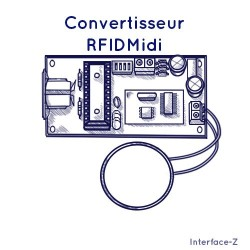 Conversion RFID vers Midi