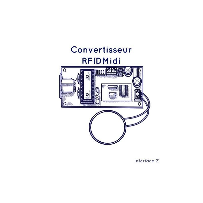 RFID vers Midi