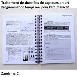 Traitements de données de capteurs en Art - Programmation temps réel pour l'art interactif