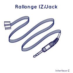 Rallonge IZ - Jack