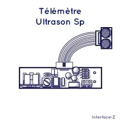 Télémètre ultrason sp
