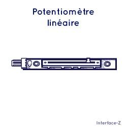 Potentiomètres linéaires