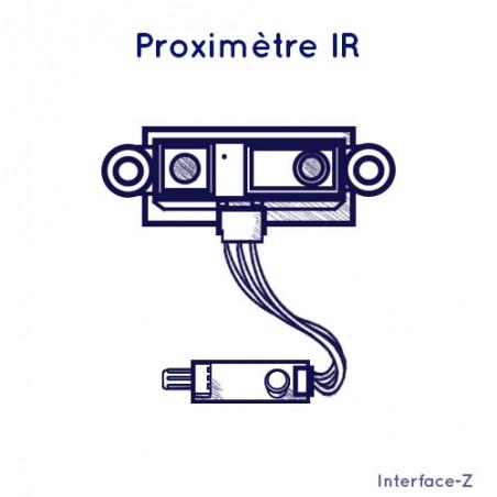 Distance / Proximité IR