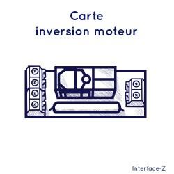 Inversion de Moteur CC