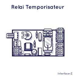 Relai temporisateur