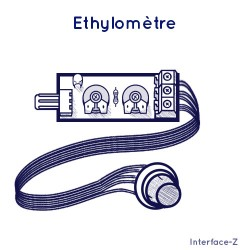 Ethylomètre