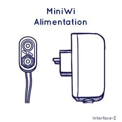 MiniWi - Bloc secteur -...