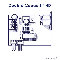 Double capacitif analogique HD