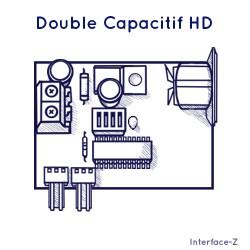 Double capacitif analogique HD