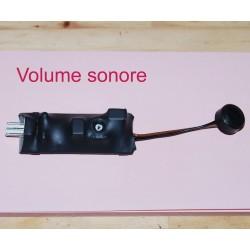 Capteur de Volume Sonore, analyse du son