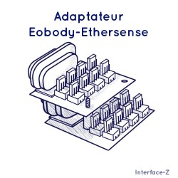 Adapteur Ethersense / Eobody