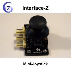 Mini-joystick, capteur de position