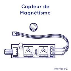 Magnétisme / Aimant (capteur)