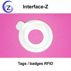 Badge RFID disque étiquette autocollante, pour module RFID Midi