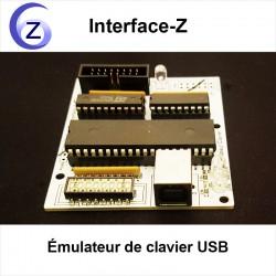 Emulateur USB keyboard 64 interrupteurs