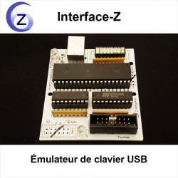 Emulateur clavier USB Interface-Z