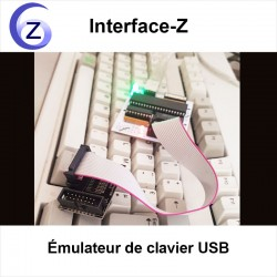 Emulateur clavier USB 64 touches - 4 presets
