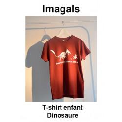 T-shirt Enfant - Dinosaure