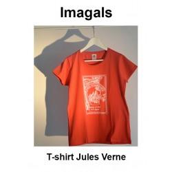 T-shirt Jules Verne