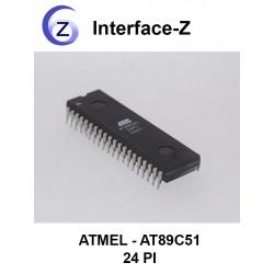 ATMEL - AT89C51