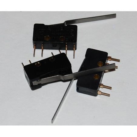 Interrupteurs à lamelle longue au détail
