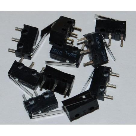 Interrupteurs à lamelle mini au détail