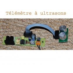 Télémètre ultrason simple, capteur de distance