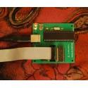 Emulateur de clavier USB - Câble en nappe
