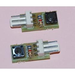 Capteurs Mini Gris 3 points connecteur ana