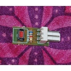 Touche Minuscule 3 points connecteur analogique