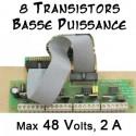 Gradation - 8 Transistors Basse puissance