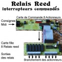 Actionneurs On/Off - Relais Reed