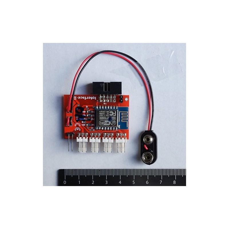 MiniWi, module capteurs sans fil