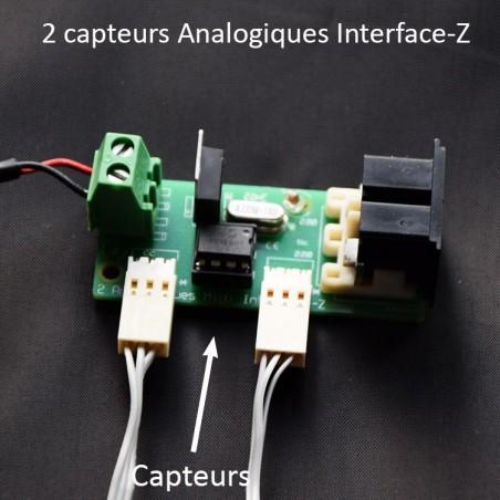2 voies Analogiques Midi Interface-Z