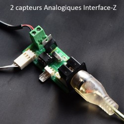2 Analogiques Midi connecté