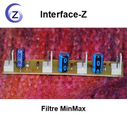 Fonction Minimum Maximum 3 capteurs