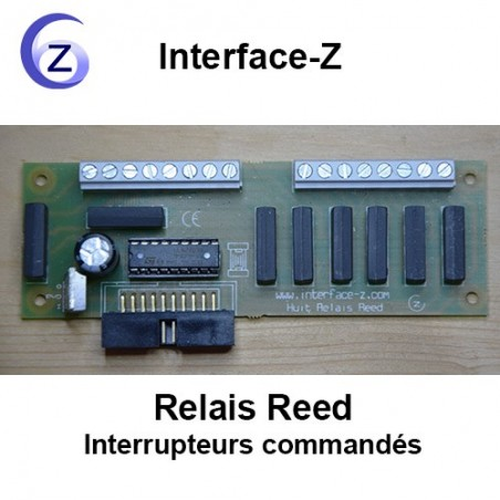 On/Off - Relais Reed