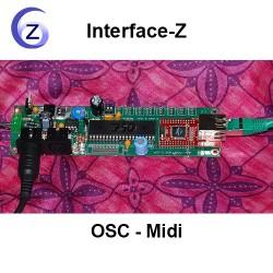 OSC - Midi